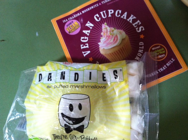 Vegan Dandies Marshmallows
