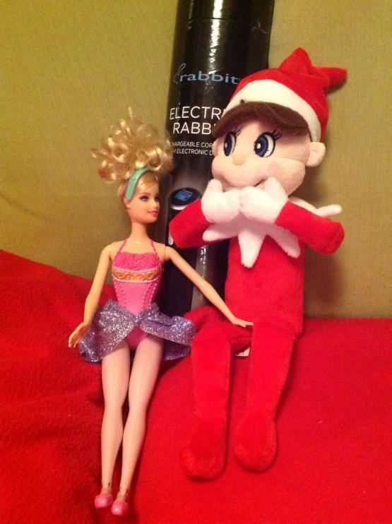 Elf-shaming