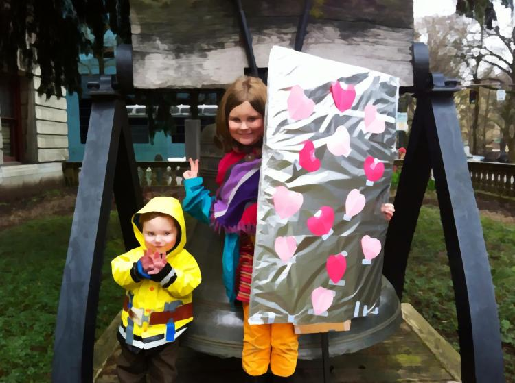 Peace, Love, Liberty: 26 Hearts for Newtown