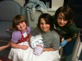 Meeting Big Brothers and Big Sister