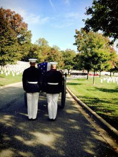 Arlington Cemetery Caisson