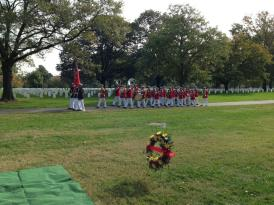 Arlington Cemetery Marching Band