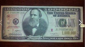 Fake Money with Religious Halloween Tract