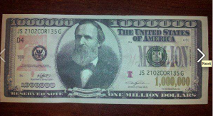 Fake Money with Religious Halloween Tract