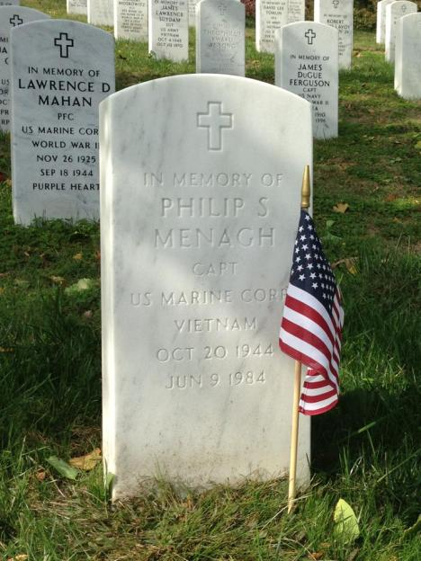 Arlington Cemetery Headstome