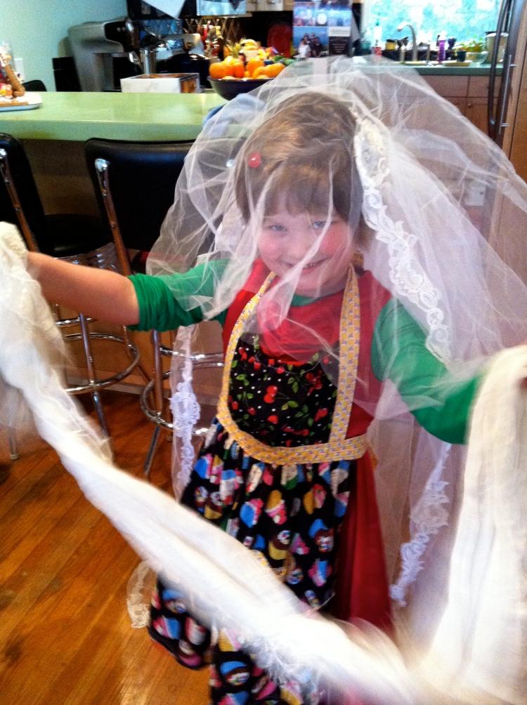 Bride Dress-Up