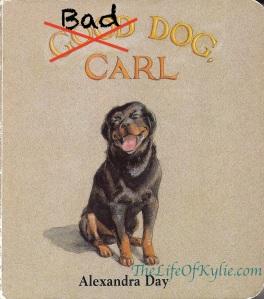 Good Dog Carl Character Assassination Carousel
