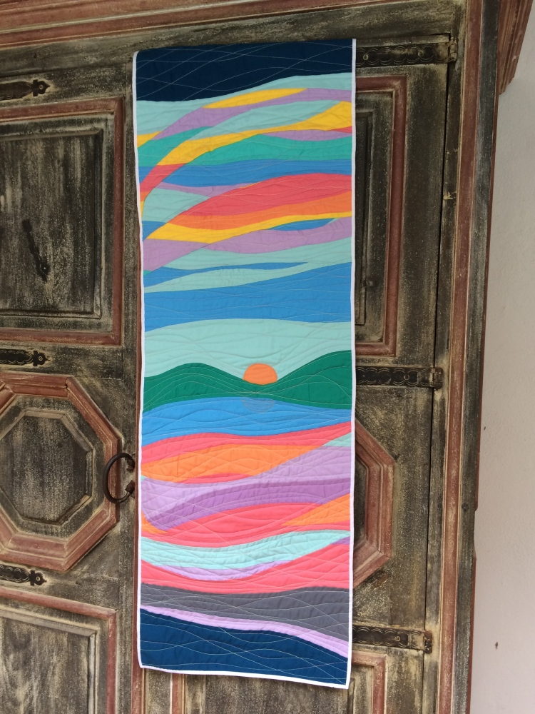 Sunset Sunrise Quilt